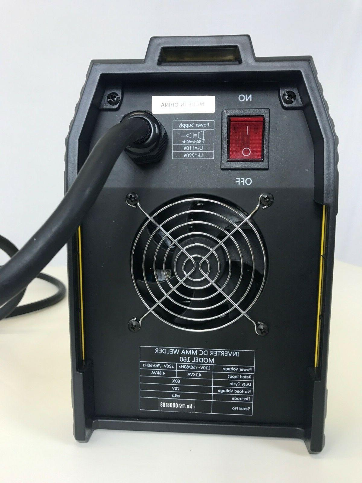 Acrossing & Dual Voltage Welding