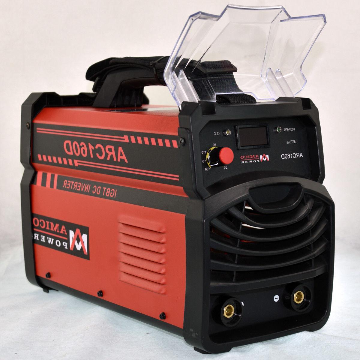 ARC-160D, ARC 110V & 230V Voltage Welding