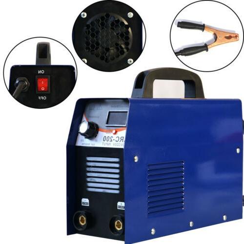 ARC-200, 200-Amp Stick/Arc/MMA Voltage Welding 110V