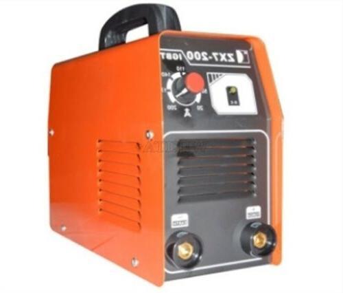 Arc Inverter Welding Equipment Welder Machine Portable Mma 2