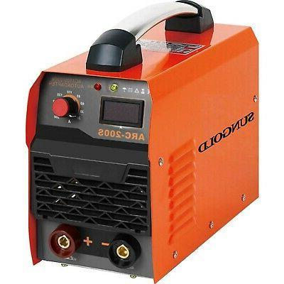 arc mma 200a welder dual 110v 220v