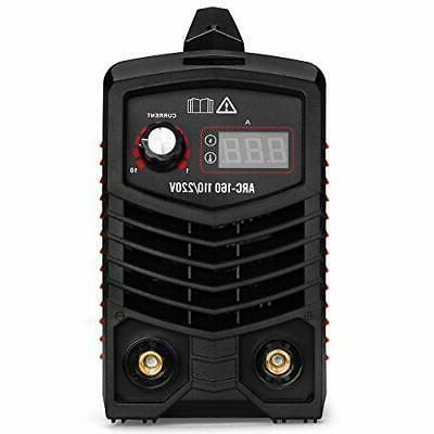 ARC MMA Welder Stick Welding Machine Dual Voltage 110V IGBT Digital...
