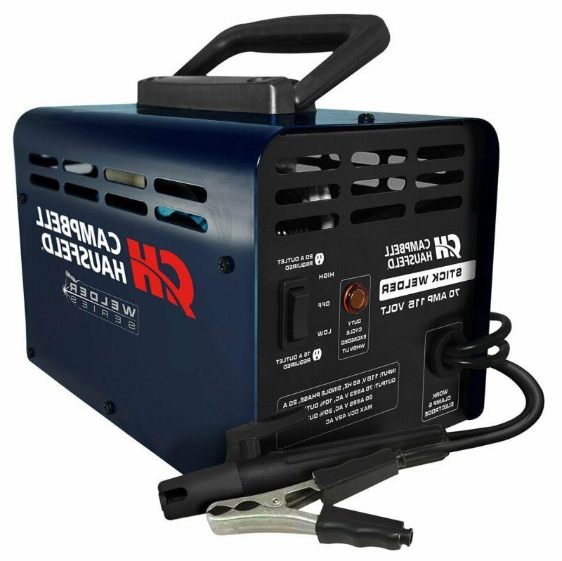 arc stick welder 115 volt current power