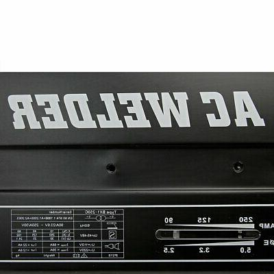 ARC 220V AC Welding Machine 250 Wheel Mask