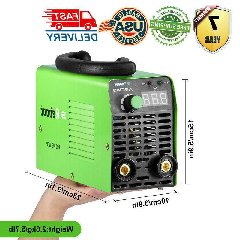 ARC Welder ARC135 110V 220V Dual Welding Invertert Machine Welder