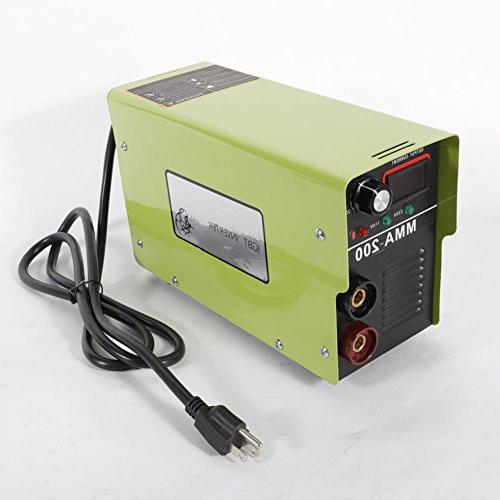 Arc Welder, Machine 120AMP ARC Welding Machine Solder Inverter Welders Rods Electric Welders Accessories