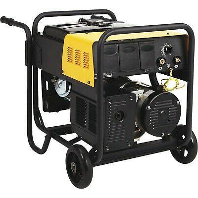 arc welder and generator combo gas 40