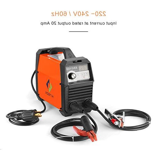 ARC Welder Welder DC Lift TIG Portable Machine