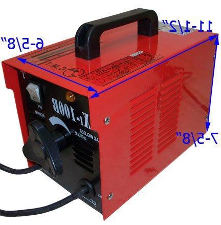 100 AMP Welder Welding Soldering 110 Volt