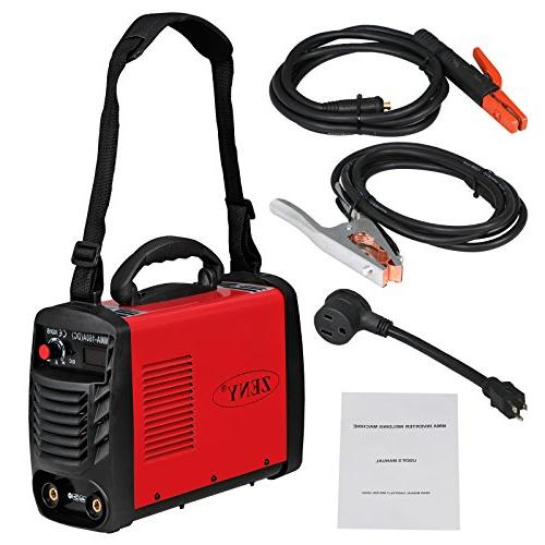 ZENY Machine DC Dual 110/230V IGBT Welder 160 AMP