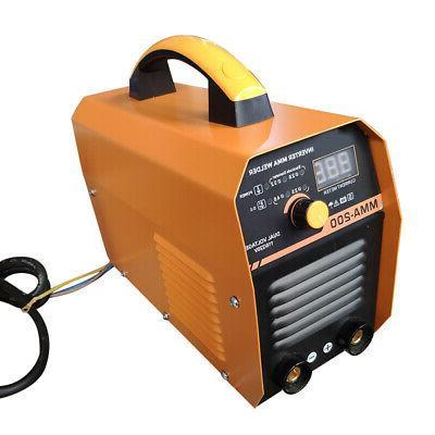 ARC Machine AMP IGBT Welder Mini 110V/220V F