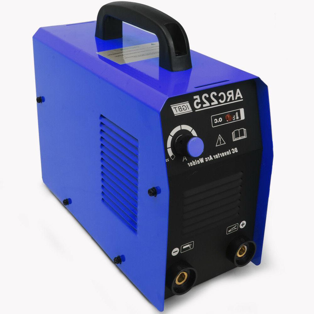ARC225 MMA IGBT Stick 110/220V Portabel Welder Welding Machine