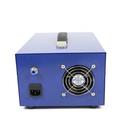 Argon Spot Gold Silver Platinum ARC Welding Machine 110V 800W