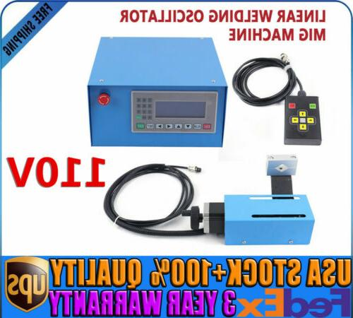 automatic linear type welding equipment auto welding