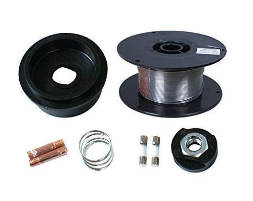Super Commercial MIG Flux Core Wire Automatic Welder Machine w/Free