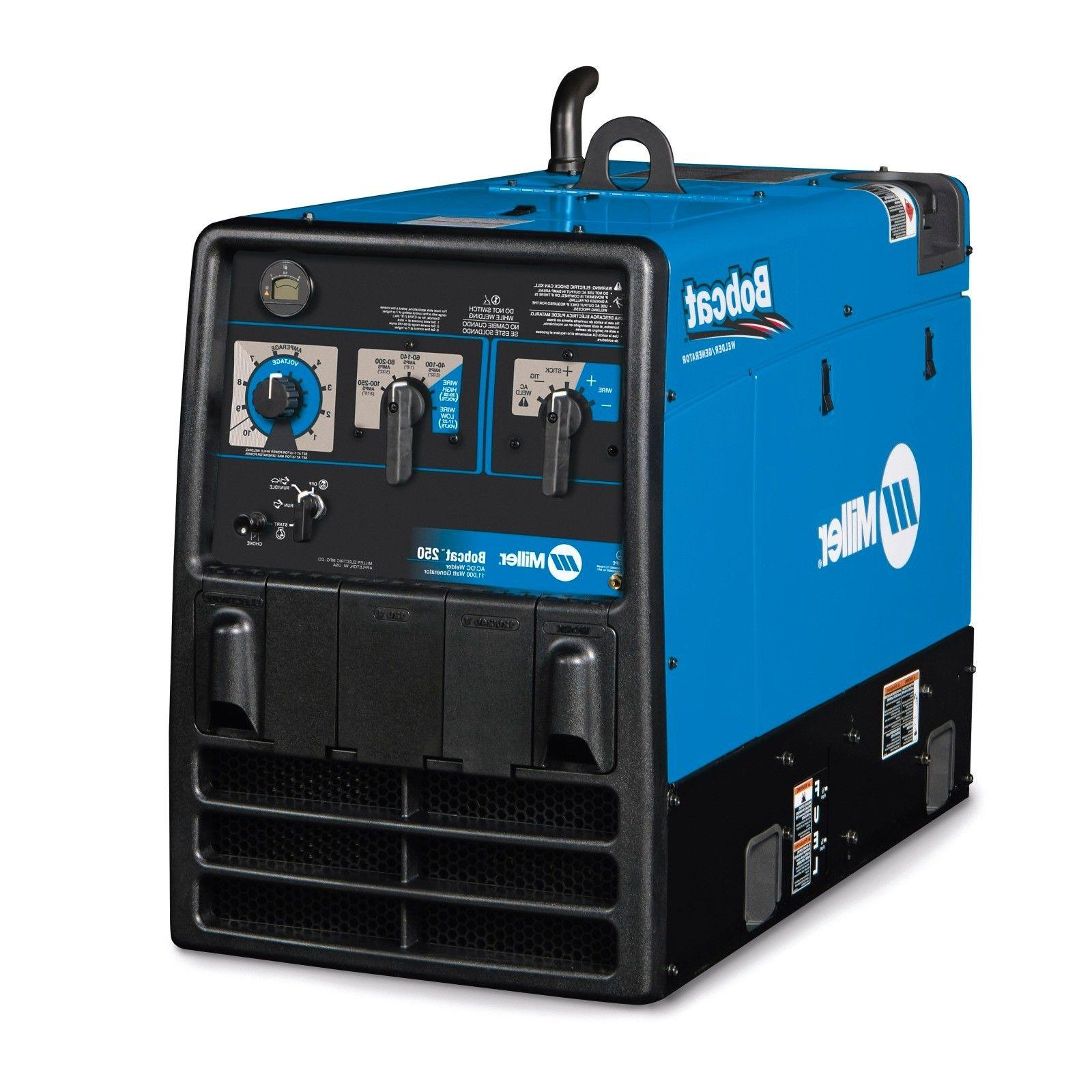 Miller Bobcat 250 Kohler Welder/Generator
