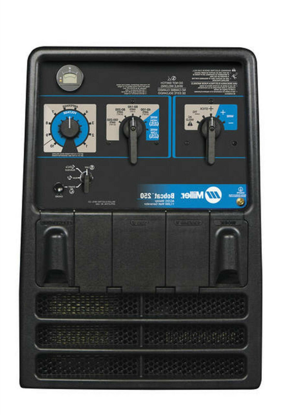 Miller Welder/Generator with Remote Start/Stop