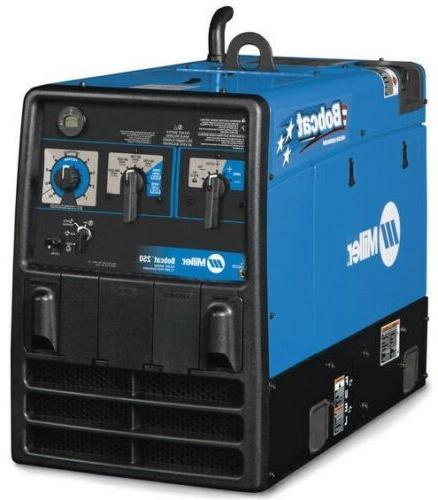 bobcat 250 kohler welder generator
