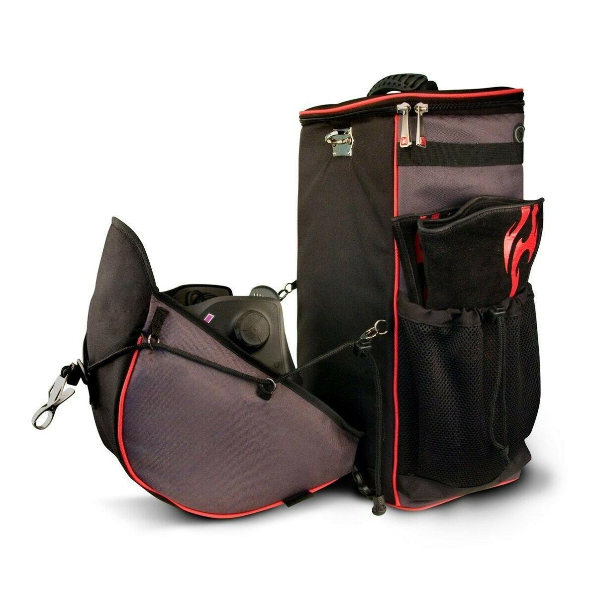 bsx welding backpack welder tool bag helmet