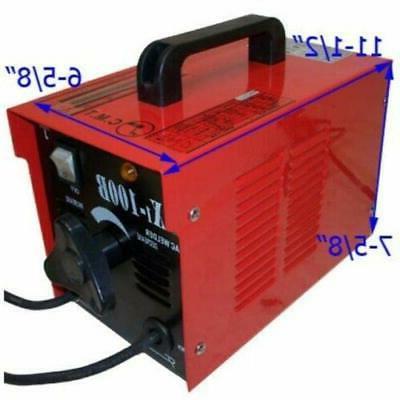 C.M.T Pitbull Electric Arc Welder 110V )