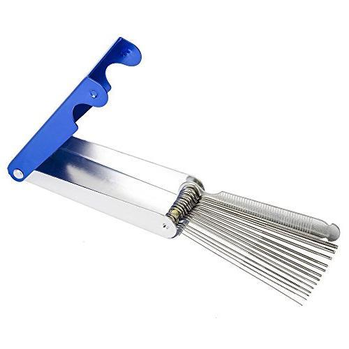 IETONE File 13 Set Torch Tip for ATV Welder Nozzles/Tips, Gas Carburetors, Heads