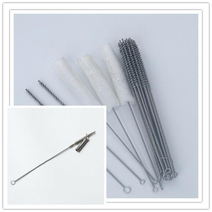 cleaner brush for hot air plastic welder