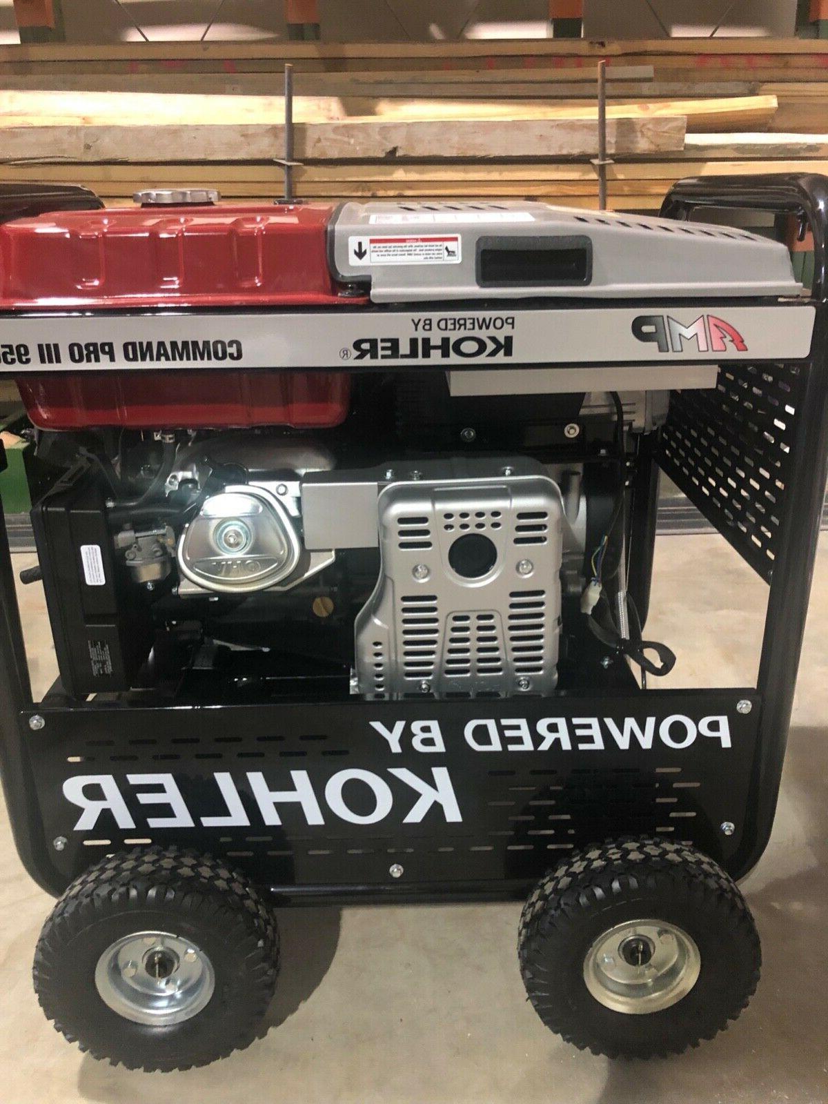 command pro iii 9500 compressor generator welder