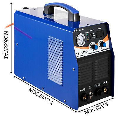 CT-312, TIG/Stick/Plasma Cutter Combo Welder IGBT
