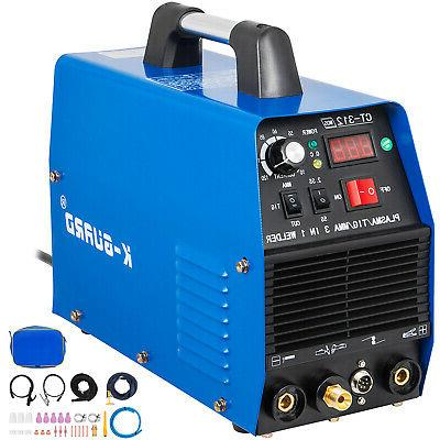CT-312, TIG/Stick/Plasma Cutter 3-in-1 Combo Welder