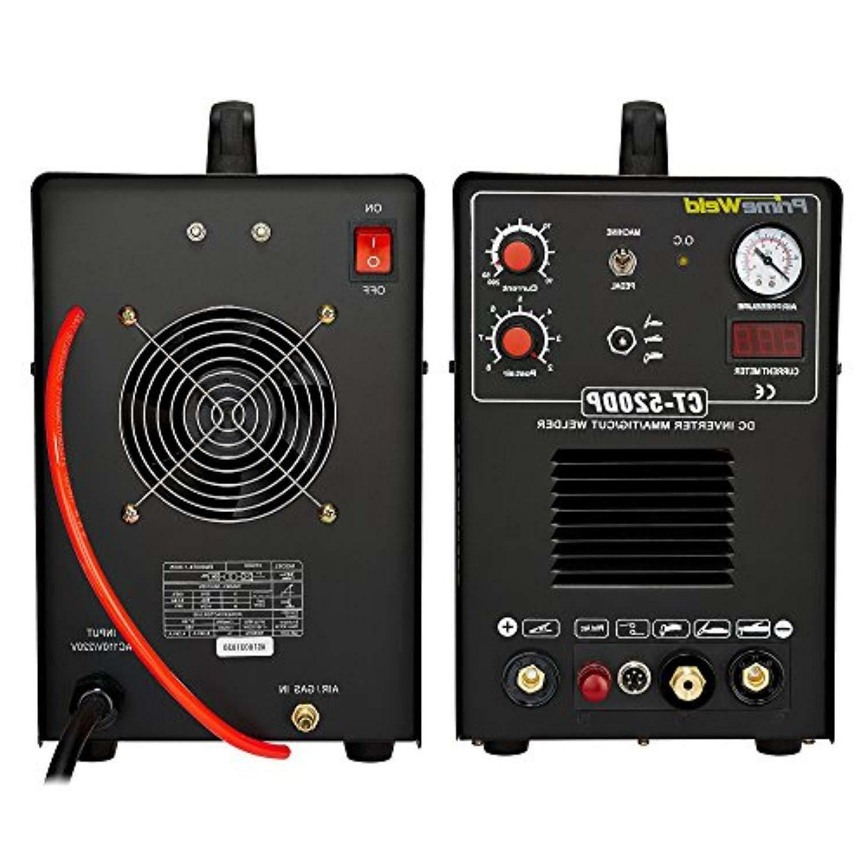 PRIMEWELD CT520DP Arc 50A Cutter /200A