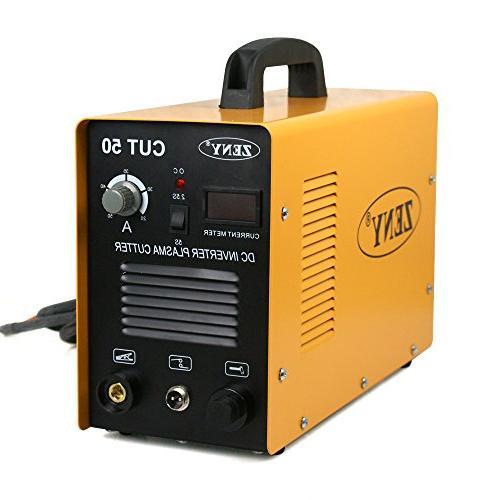 ZENY Inverter Plasma Cutter 50AMP CUT-50 Voltage