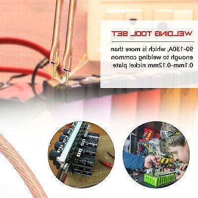 DIY Spot Welding Circuit 12V Battery