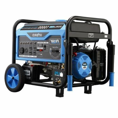 Pulsar Dual Fuel Generator Switch Go Technology PG10000B16