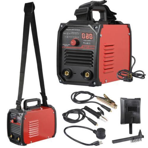 110 220v mini inverter mma welder household
