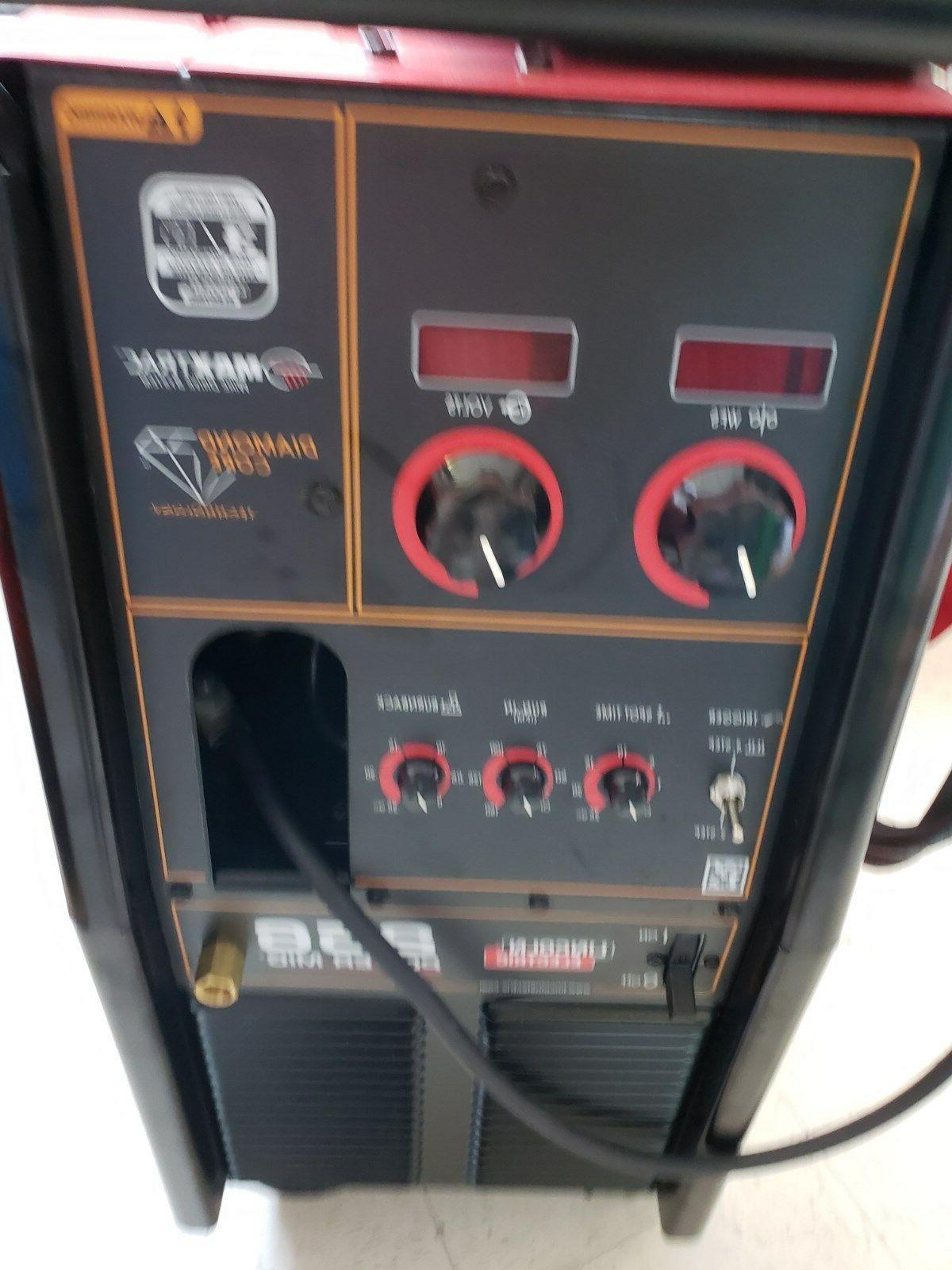 electric 256 power mig welder k3068 1