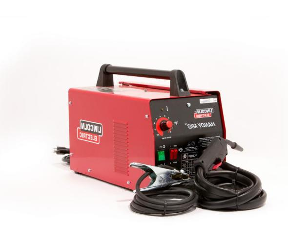 NEW Lincoln MIG Flux Welder Machine