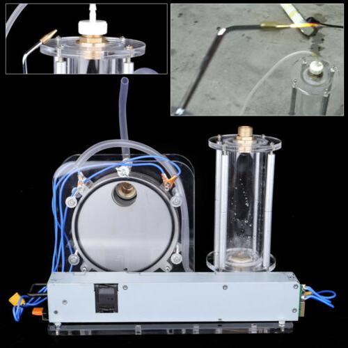 Stainless Electrolysis Water Machine Oxy-hydrogen Flame Gene