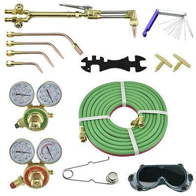 Gas Cutting Kit Acetylene Torch Set