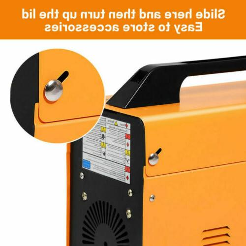Goplus MIG Flux Wire Feed Welding Machine Free