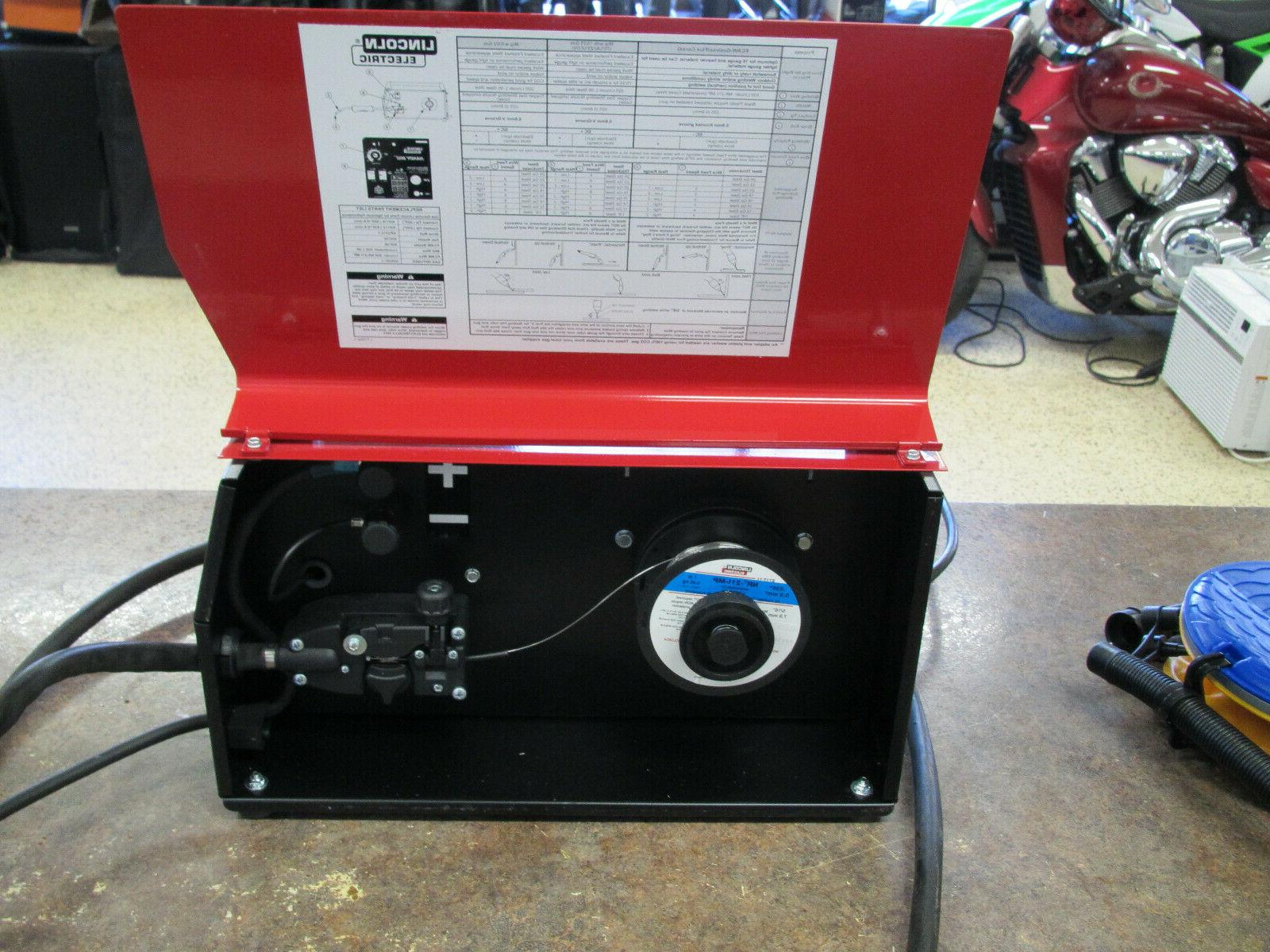 Lincoln Handy Mig Portable Welder