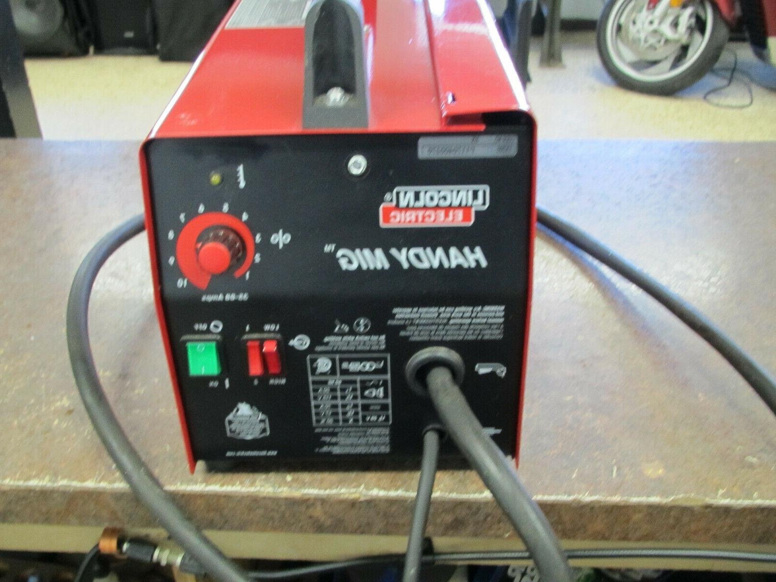 handy mig portable welder excellent