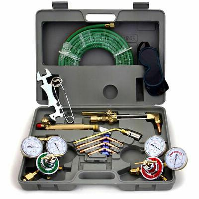 harris type gas welding and cutting kit