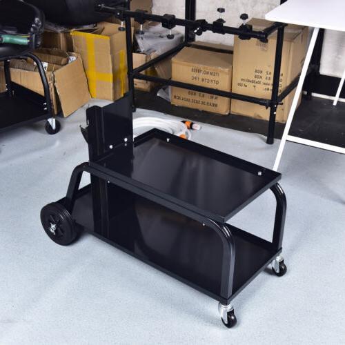 AAIN Heavy MIG Welding Welder Bench Storage