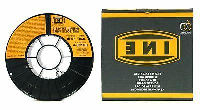 INEFIL 10-Pound Spool Solid Welding Wire