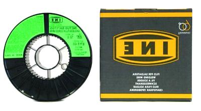 INETUB 10-Pound Spool Carbon Steel Gasless Cored Weld