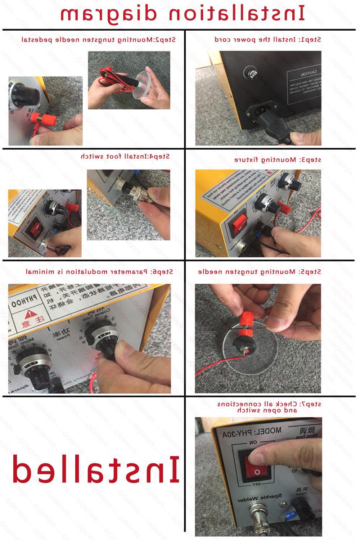 Jewelry <font><b>spot</b></font> <font><b>spot</b></font> welder circle <font><b>welding</b></font> jewelry making tools