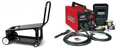 Lincoln K2185-1C Handy MIG 110V MIG Welder with K2275-3 weld