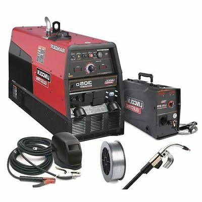 LINCOLN ELECTRIC K2353-2 Engine Driven Welder, Ranger Series