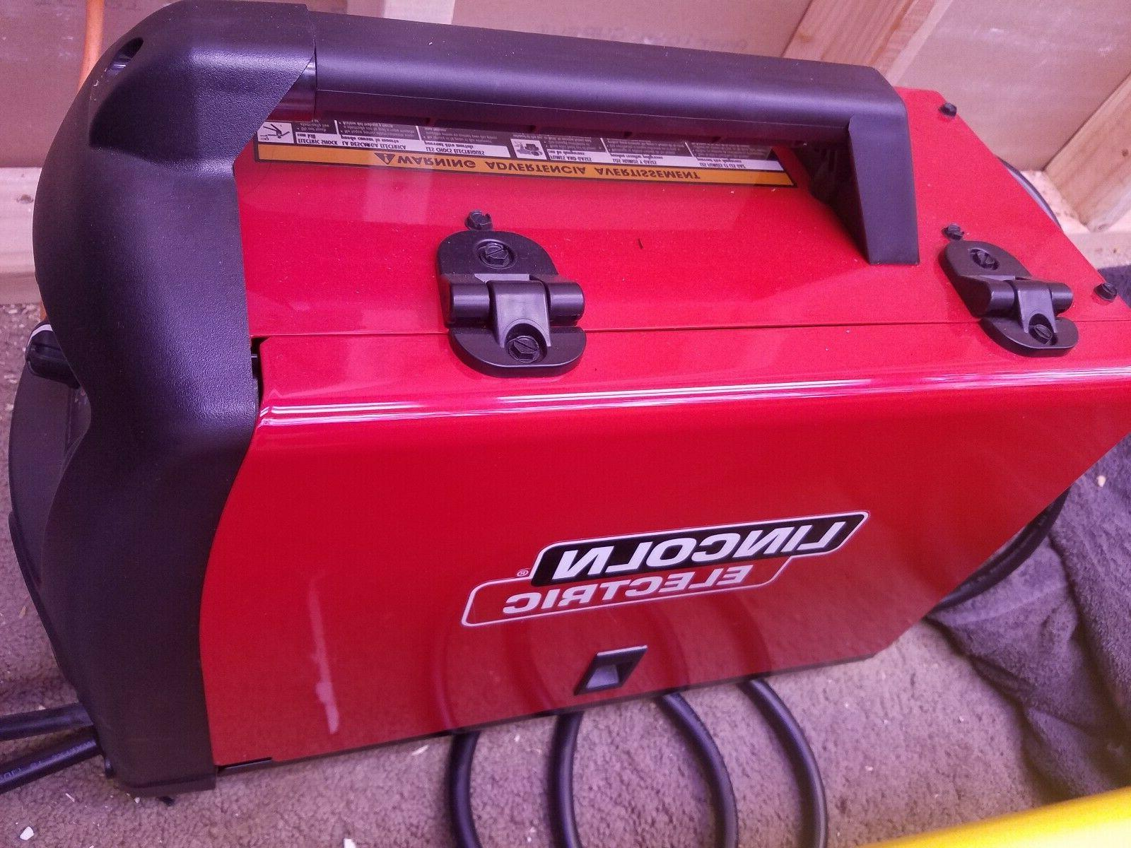le31mp multipurpose welder mig tig stick welding