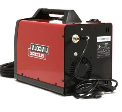💥 Lincoln 140HD 150 Amp MIG Welder With 100L Gun ⚡️